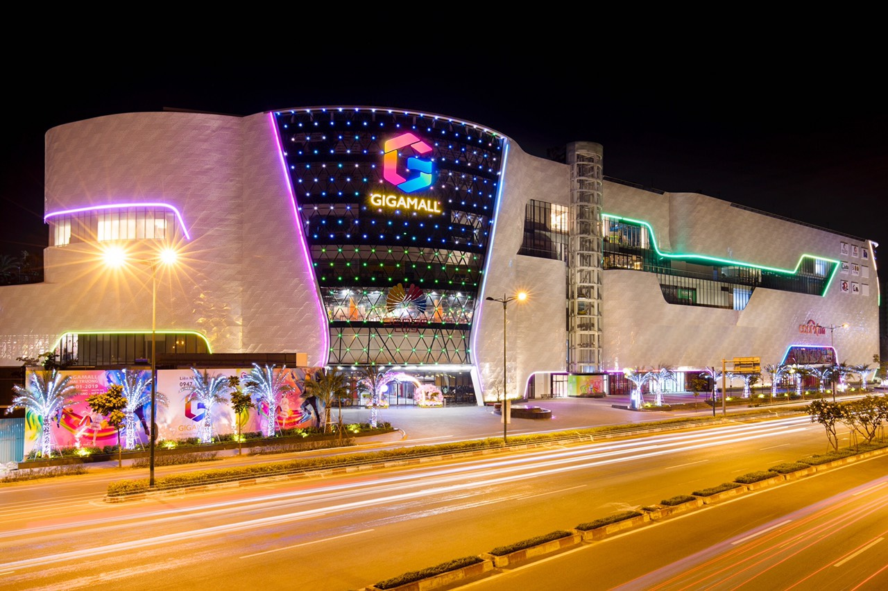 Gigamall Vietnam Shopping Center